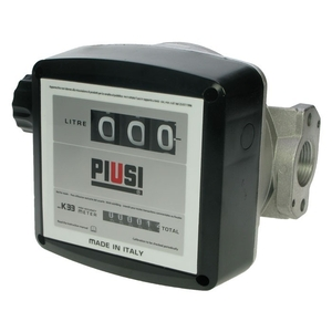 Механический расходомер для всех видов топлива K33