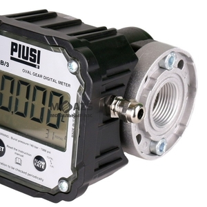 Расходомер электронный для топлива,  масла K600 B/3 oil