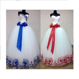 Свадебные платья в Украинском стиле с вышивкой,  Киев