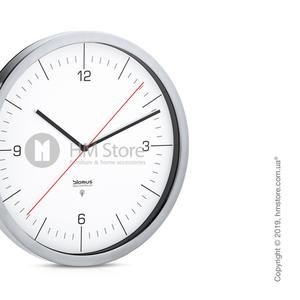 Минималистичный дизайн часов Blomus Crono Wall