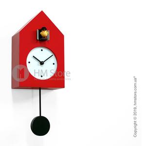 Лимитированные настенные часы Progetti Freebird Badass Wall