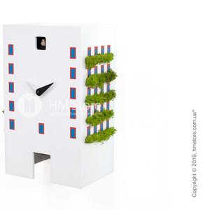 Современные настольные часы Progetti Urban Cuckoo Clock