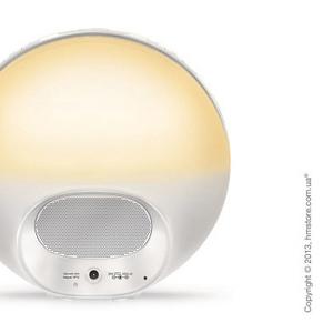 Инновационный световой будильник Philips Wake-up Light