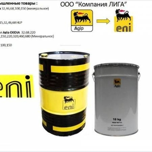 Масла и Смазки Agip/Eni