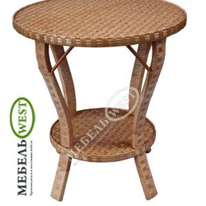 Магазин плетеной мебели,  Стол Журнальный