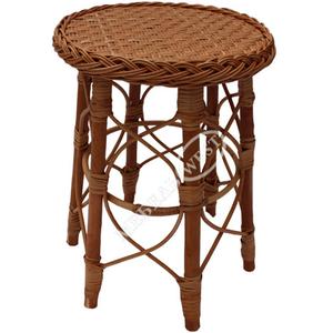 Плетеная мебель из лозы купить,  Табурет декоративный