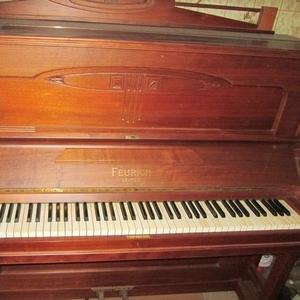 пианино Feurich станет  изысканным украшением для любого интерьера