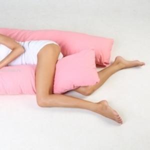 Популярная подушка для беременных с доставкой по Украине