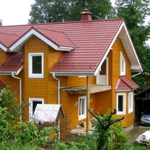 Кровельные работы металлочерепицей. Киев,  область.