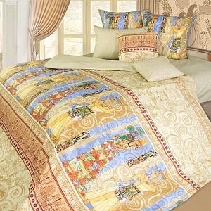 Купить постельное белье недорого,  Комплект Долина Нила