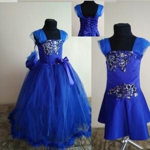 Детское нарядное платье Мишель