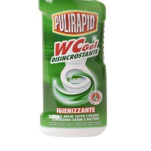 Дезинфицирующий гель для чистки унитазов Madel Pulirapid (0, 75 л.)