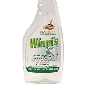 Эко-средство для ухода за душевой кабиной Winni's