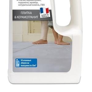 Моющий концентрат для плитки,  мрамора и керамогранита Starwax