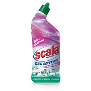 Активный гель с отбеливающим эффектом для WC Scala (0, 7 л.)