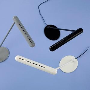 Настольная лампа Herman Miller Flute Personal Light,  Графит