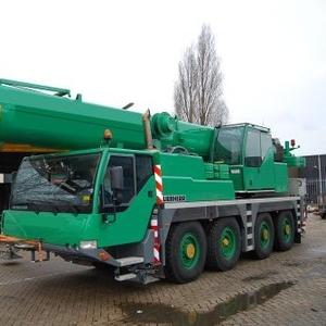 Аренда Liebherr - LTM LTM 1060