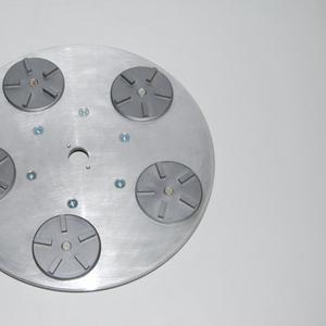 Алмазные фрезы-звезды для плоскошлифовальных машин *Вирбел*,  *Вольф* и