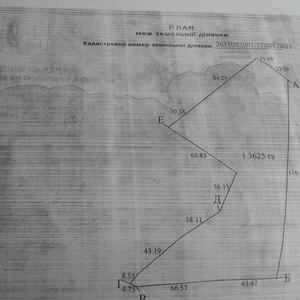 Продам земельный участок с / г – 1 га 36 соток,  без комиссии!