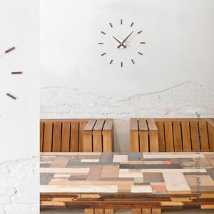 Часы настенные Nomon Sunset Wall Clock,  Walnut в Киеве
