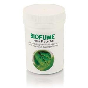 Эффективное средство Biofume Home Smoke от блох