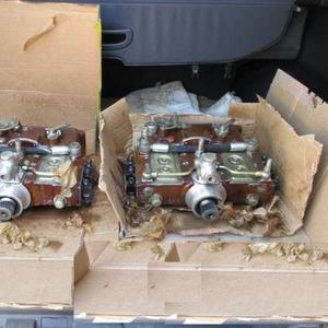 Ремкомплект ПНВТ(ТНВД) сб.20-27-00-4 двигуна УТД-20