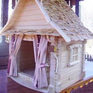 домик. будка для маленькой собачки