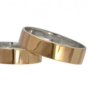 Обручальные кольца Американка