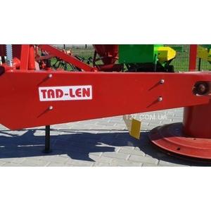 Косилка травяная роторная 1, 65 м (Польша,  Tad-Len)