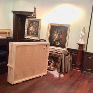 Как упаковать предметы искусства и пройти таможню. Украина