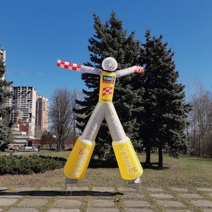 Skydancer inflatables tubeman Аэромены Рукомахи