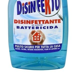 Дезинфицирующий спрей Disinfekto