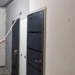 Покраска потолка и стен в Киеве