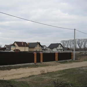Борисполь,  18км от Киева,  земельные участки в жилом массиве