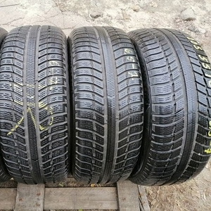 Michelin Primacy Alpin 205/55R16 шины бу зима 195/215/225/235/55/60/65