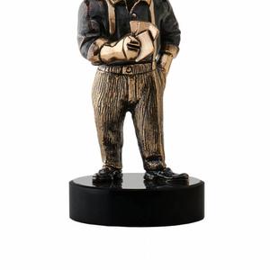 Бронзовая статуэтка Бык