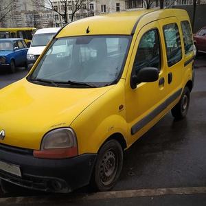 Аренда авто с правом выкупа Рено Кенгу Киев без залога