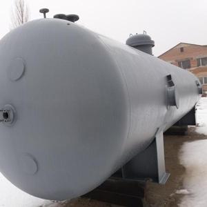 Продам емкость для газа,  газовую цистерну 16 куб.м.