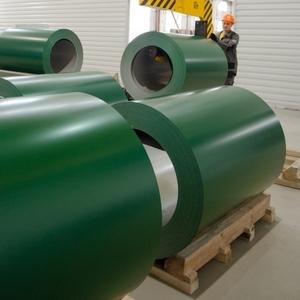 Оцинкованная сталь с полимерным покрытием TM Metipol