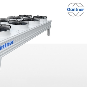 Теплообменное холодильное оборудование GUNTNER