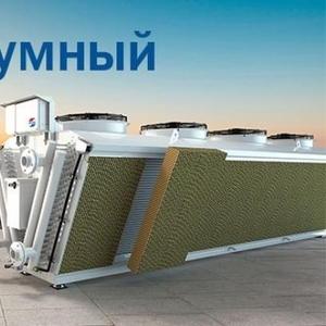 Продам сухие градирни - охладители жидкостей GUNTNER