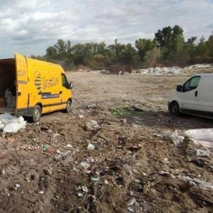 Вывоз строительного и бытового мусора,  Киев и область
