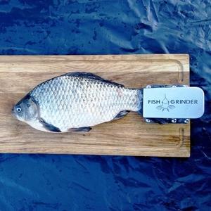 Дошка з зажимом для чищення риби Fish Grinder