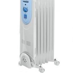 Масляный радиатор Scarlett SC-1160 (белый)