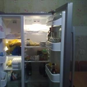 Продам холодильник side-by-side LG