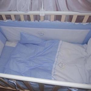 Продаю кроватку цвета слоновой кости