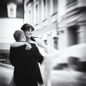 Фотографы Андрей и Инна