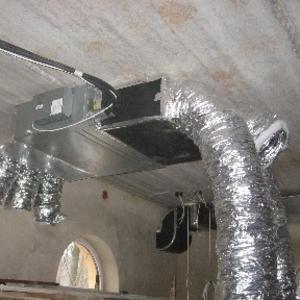 Монтаж систем отопления,  вентиляции ,  кондиционирования