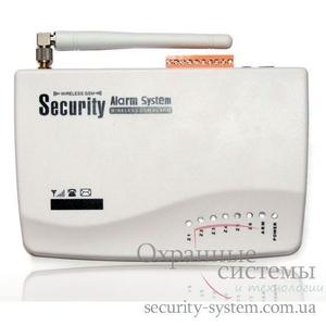 Профессиональная GSM охранная сигнализация GSM012