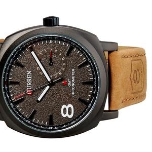 Часы Curren - самая популярная модель,  проверенная временем